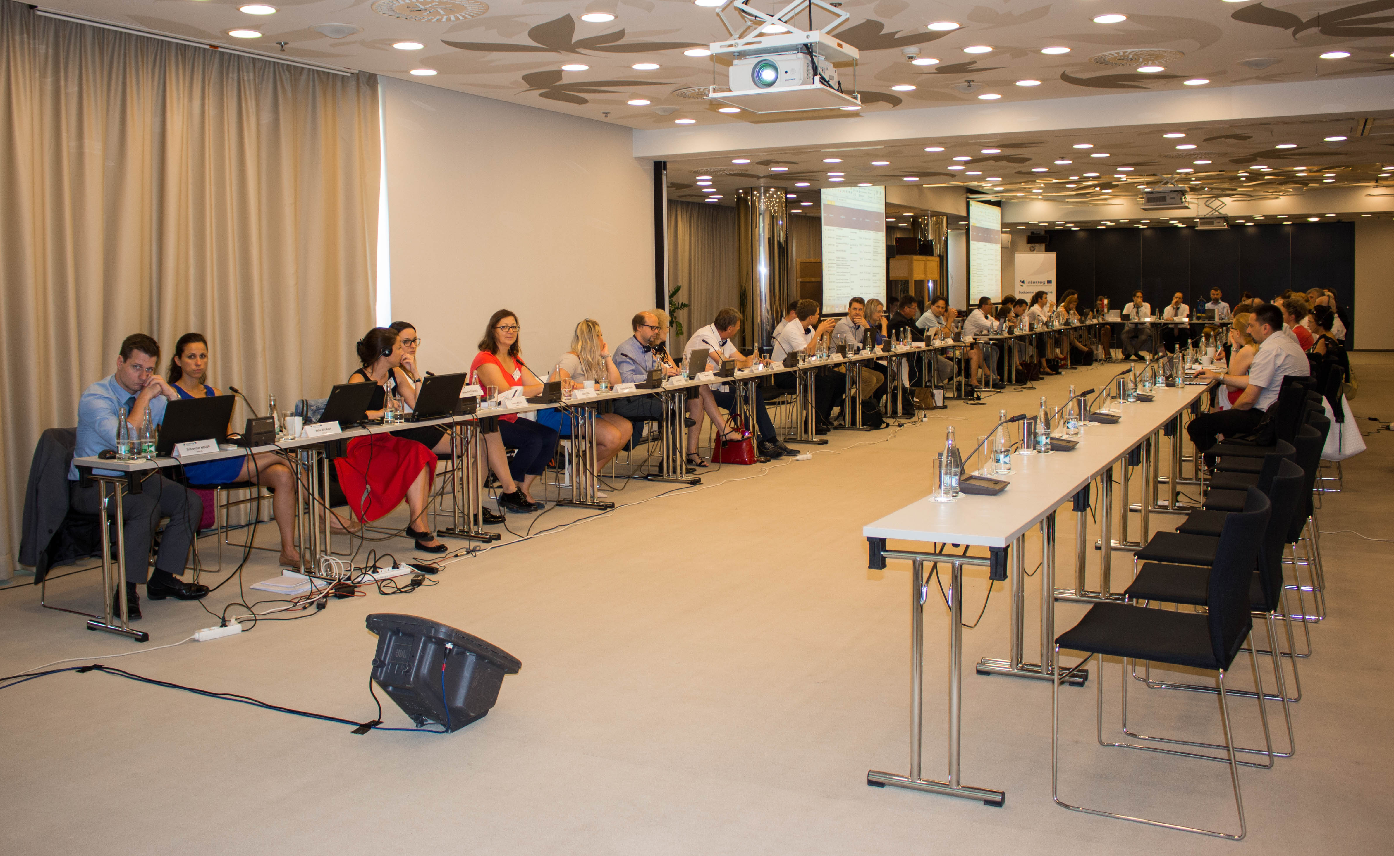 Summary of the 6th monitoring committee meeting