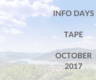 PA3 Info Days in Hungary and Slovakia