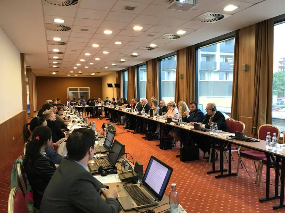 Summary of the 8th Monitoring meeting